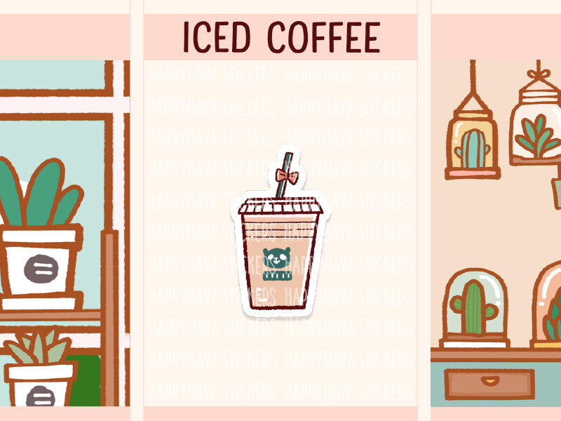 PD012: Iced coffee (redraw)