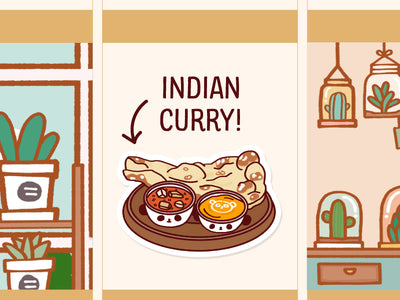 PD022: Indian curry
