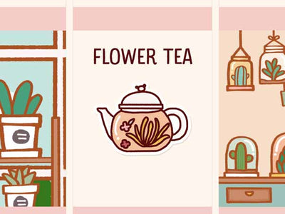 PD047: Flower Tea