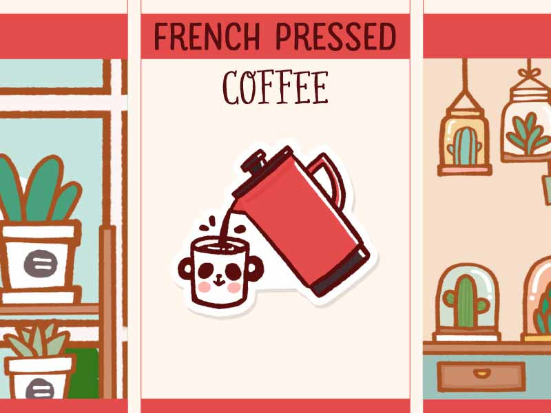 PD064: French Pressed