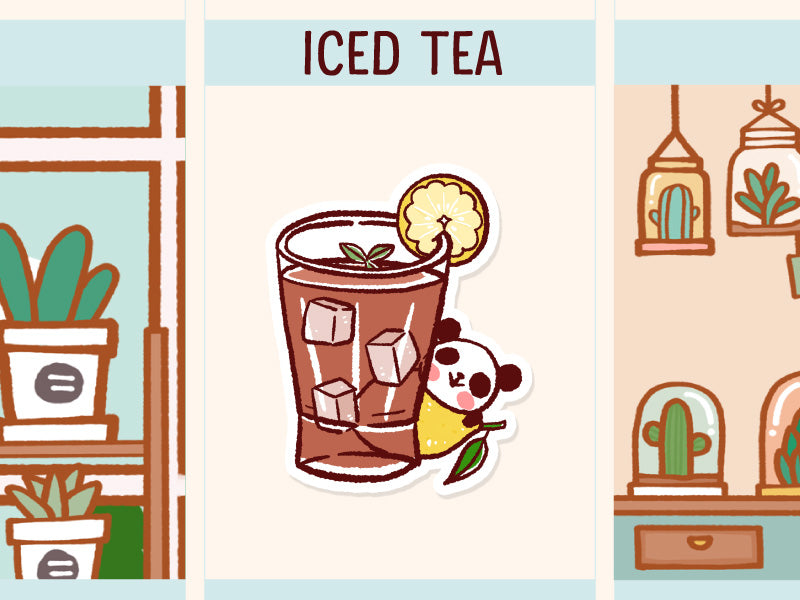 PD069: Iced tea