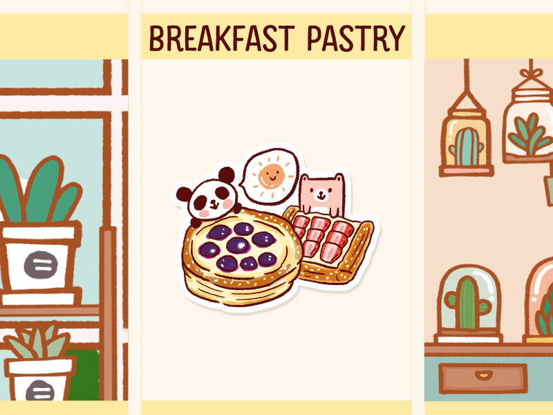 PD072: Breakfast pastries