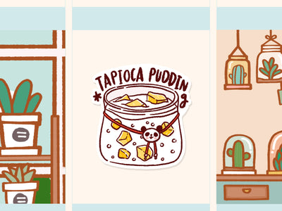 PD075: Tapoica Pudding