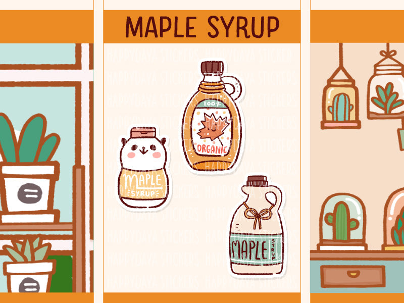 PD092: Maple Syrup