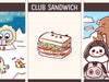 PD096: Club sandwich