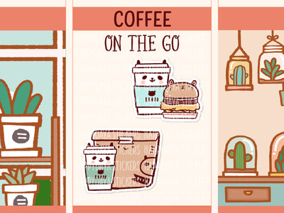 PD097: Coffee on the go