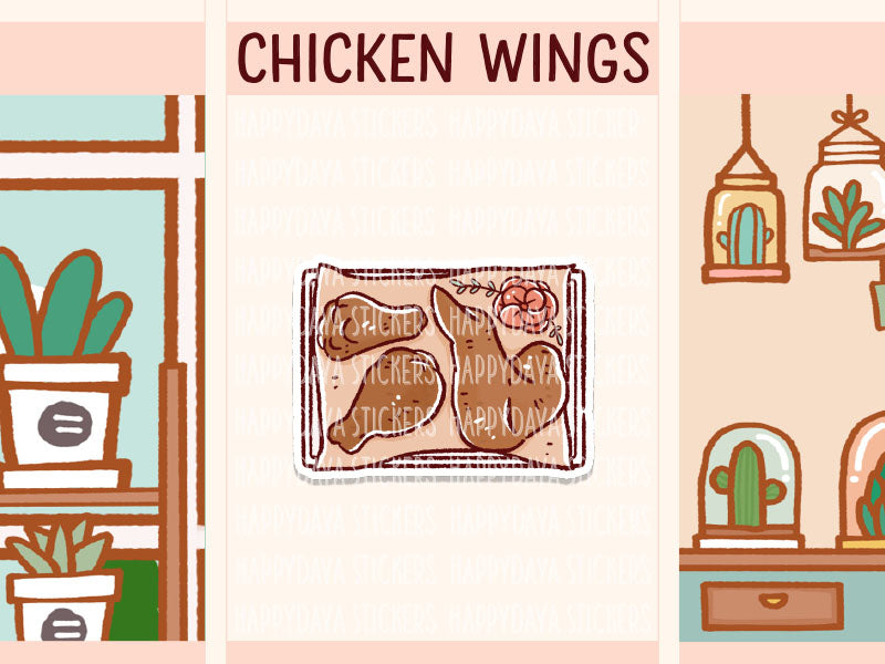 PD098: Chicken wings