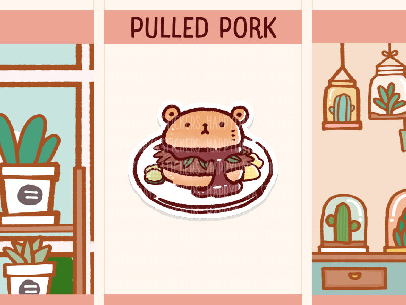 PD111: Pulled pork