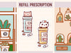 PM002: Refill prescription (redraw)