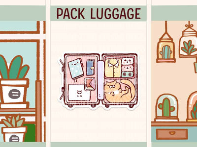 PM013: Pack bags (redraw)