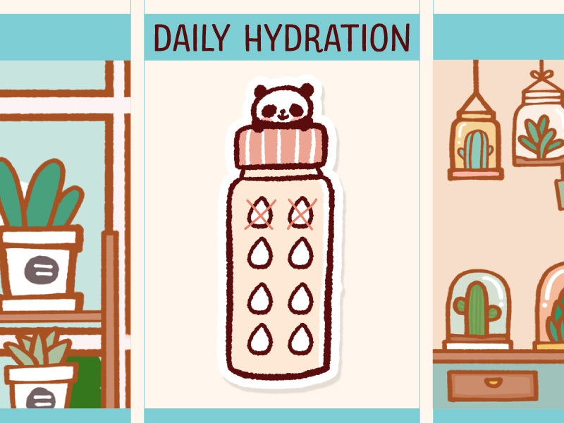 PM021: Daily hydrate tracker
