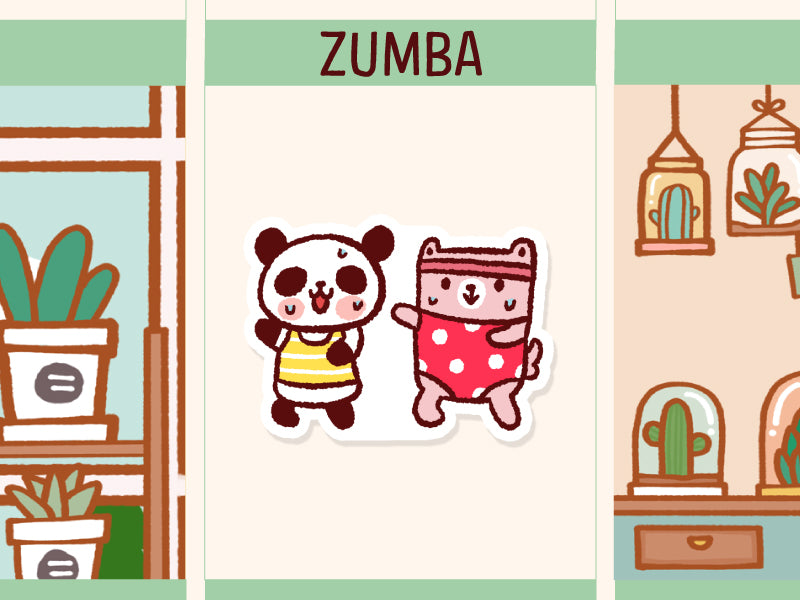 PM023: Zumba (exercise)