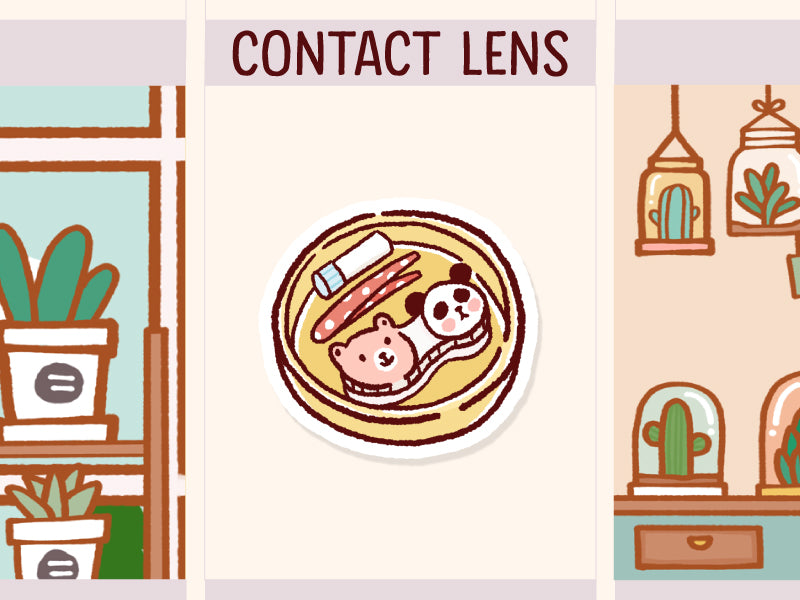 PM024: Contact lens