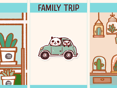PM027: Car with family