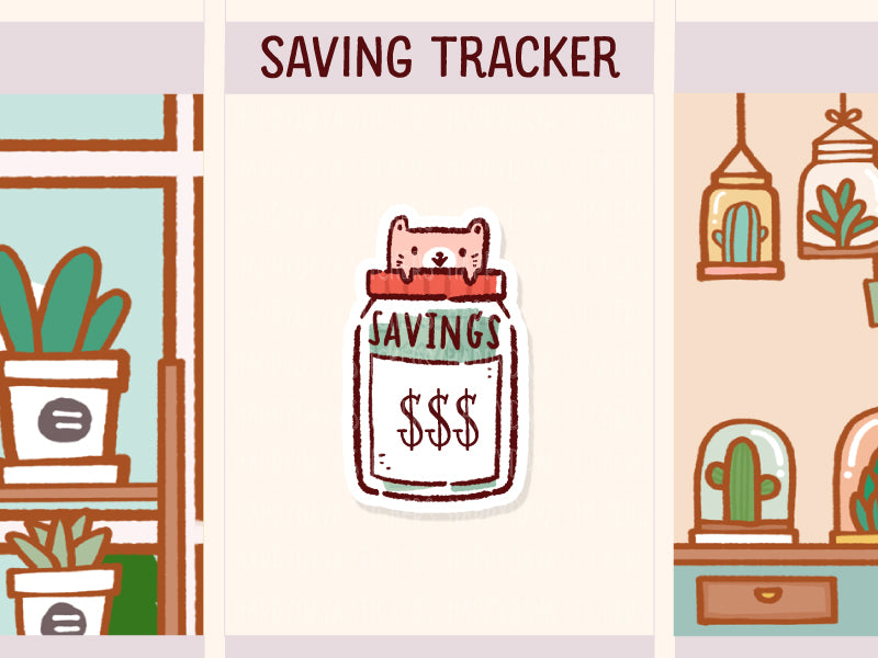PM028: Savings tracker