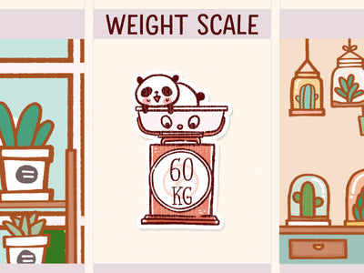 PM031: Weight scale, weight tracker