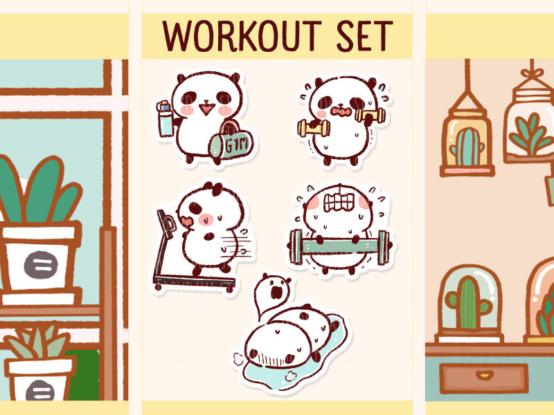 PM033: Workout set