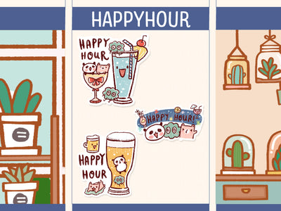PM036: Happy hour