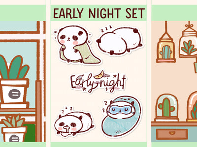 PM048: Early night set