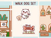 PM051: Walk dog set