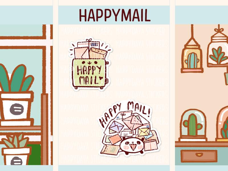 PM061: Happy mails