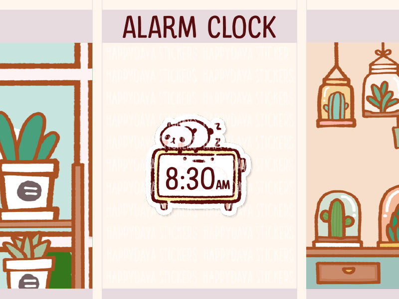PM062: Alarm clock