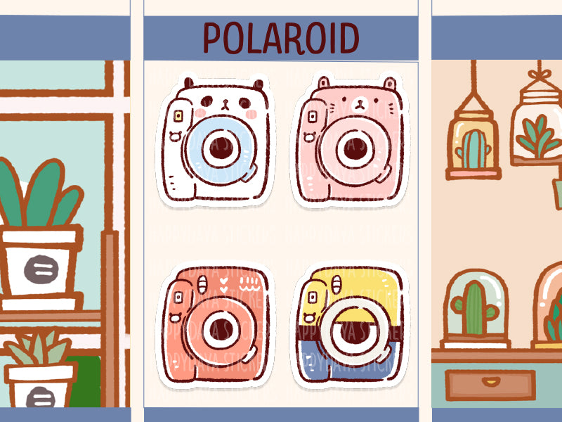 PM067: Polaroid camera