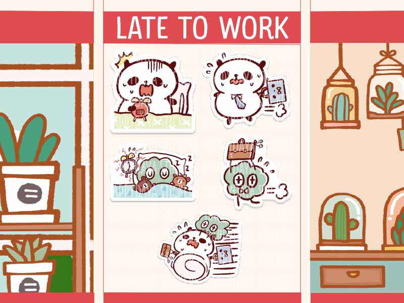 PM071: Late to work