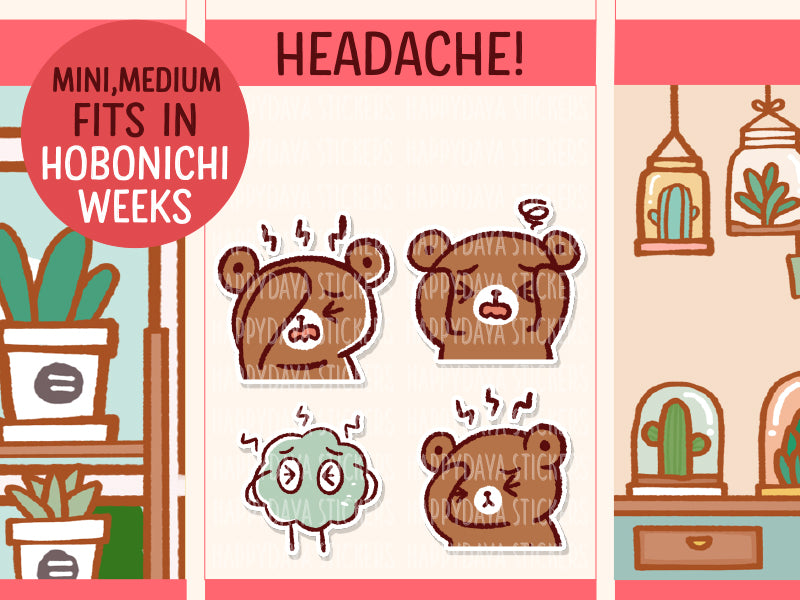 PM076: Headache set
