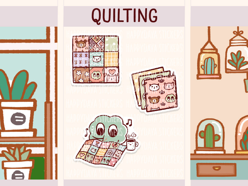 PM085: Quilting