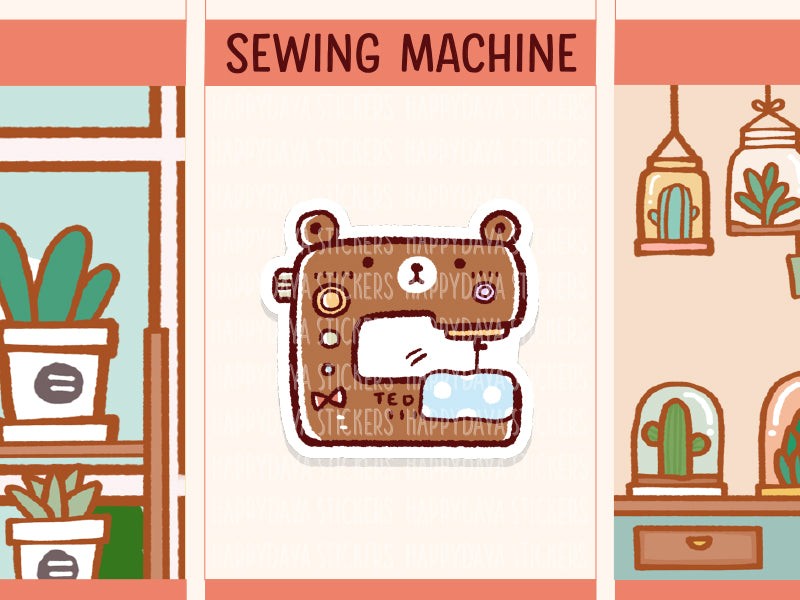 PM086: Sewing machine