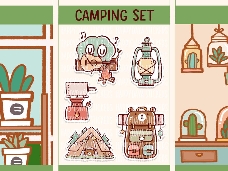 PM087: Camping