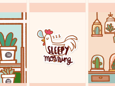 SC008: Sleepy morning