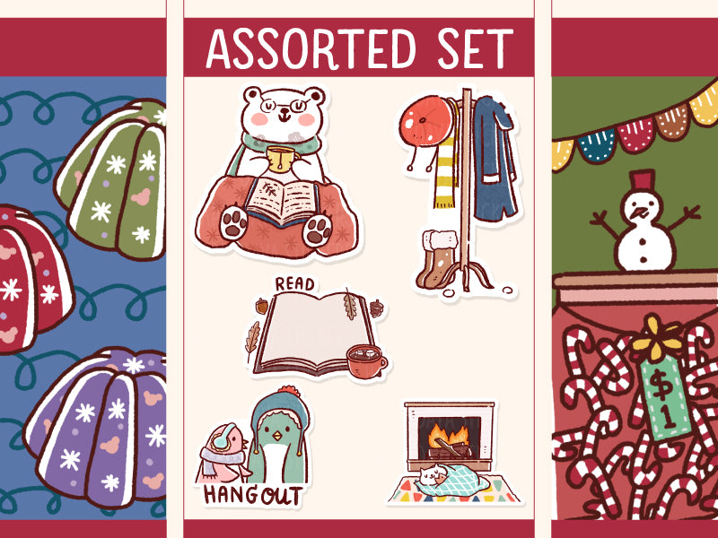 SS020: Winter assorted set