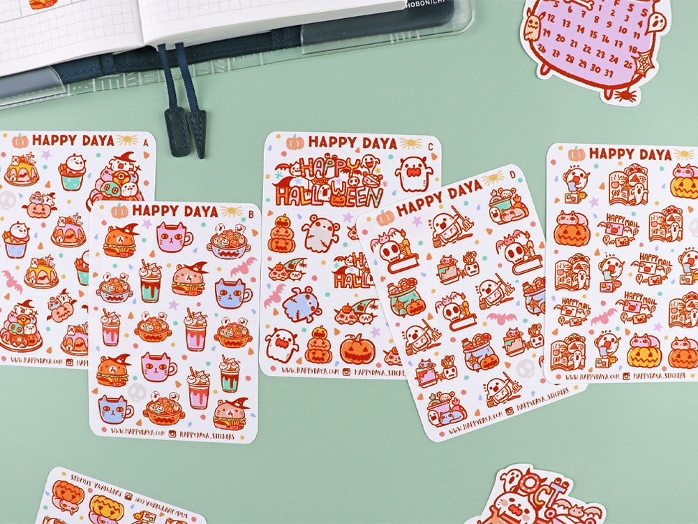 SS050: Halloween 2020 freebies