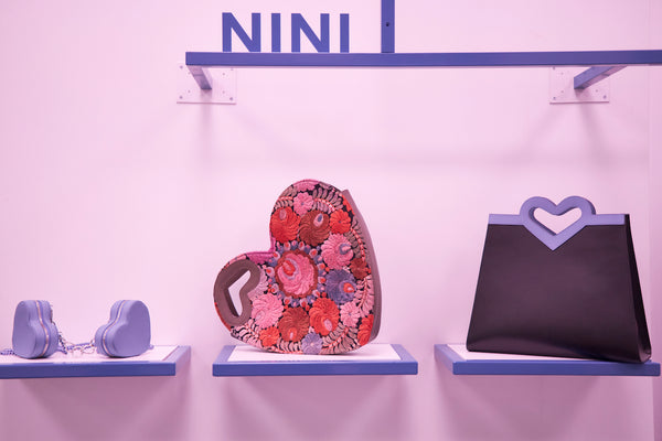 NINI SS21 HUNGARIAN LOVE @ MILAN FASHION WEEK