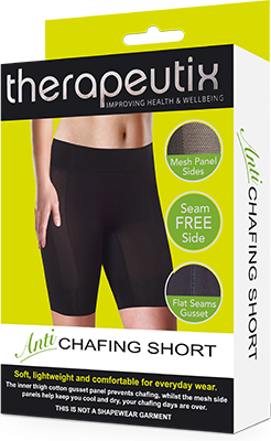 Therapeutix Anti Chafing Short