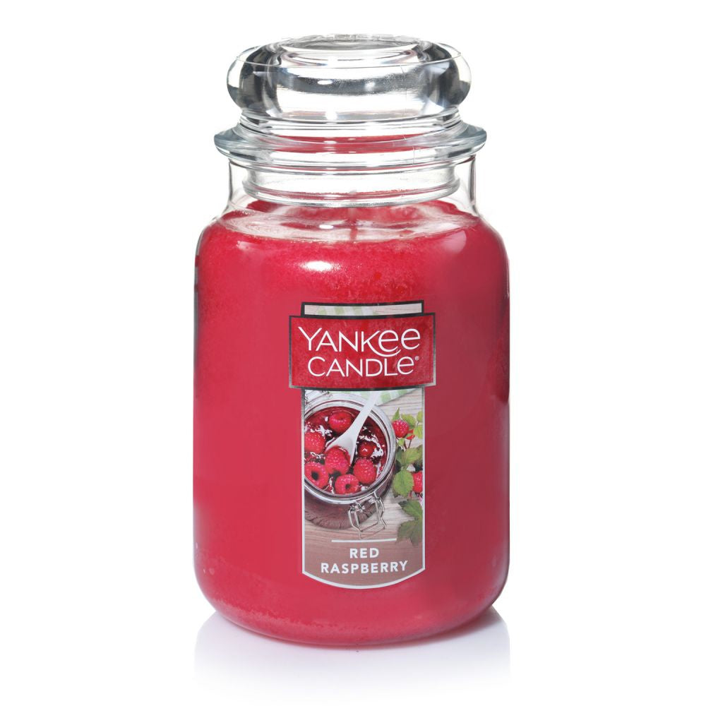 Yankee Candle Red Raspberry Large