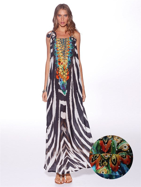 Tanzania Maxi Dress