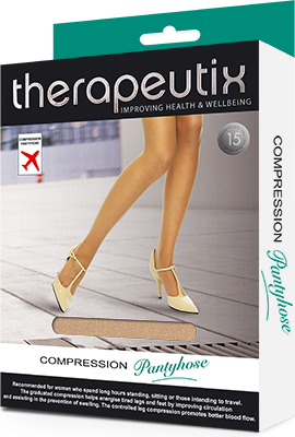 Therapeutix Compression Pantyhose