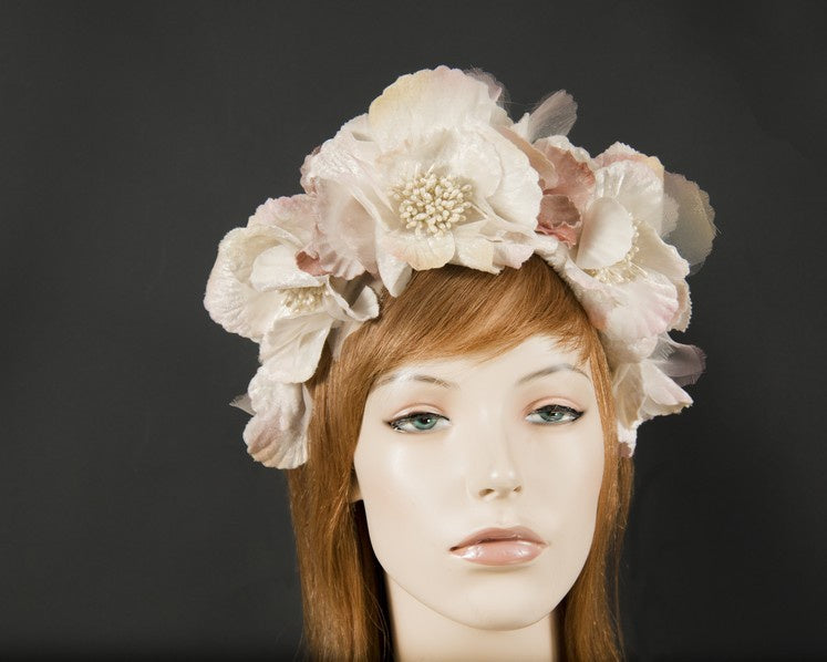 Fillies Collection Fascinator S189 Nude