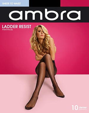 Ambra Ladder Resist Sheer to Waist