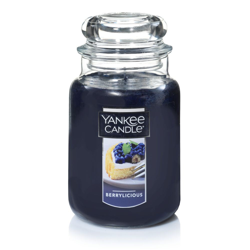 Yankee Candle Berrylicious Large