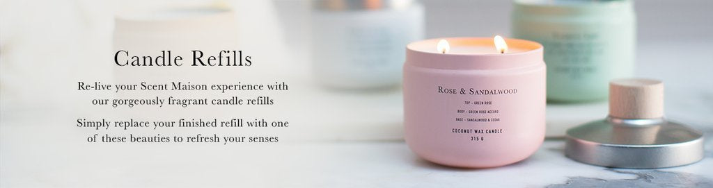 Scent Maison Candle Refill 315gm