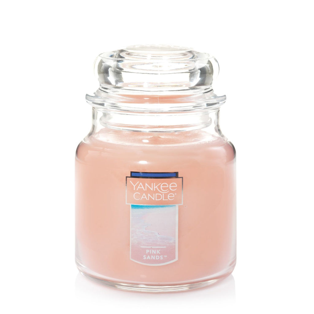 Yankee Candle Pink Sands Medium