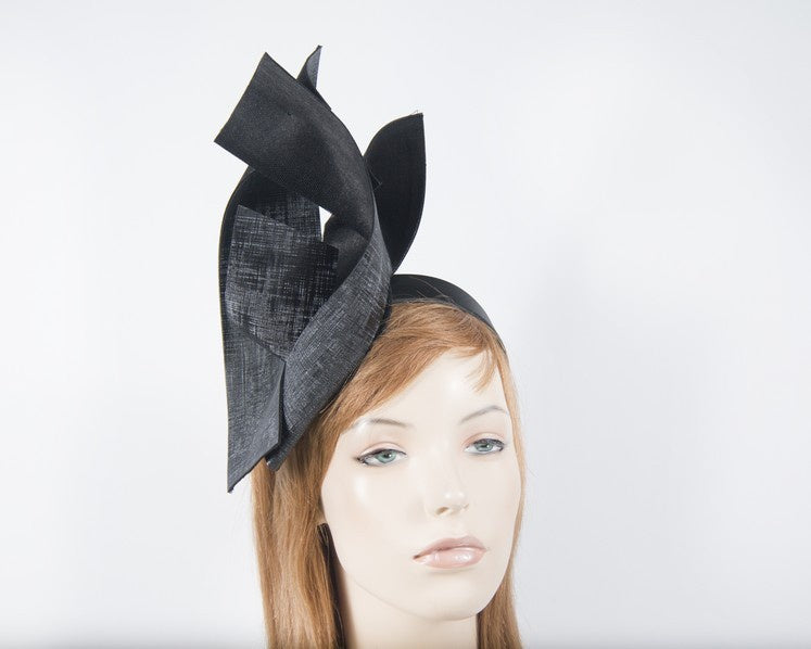 Fillies Collection Fascinator S178 Black