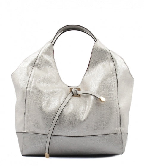 Lacey Synthetic Fashion Hobo