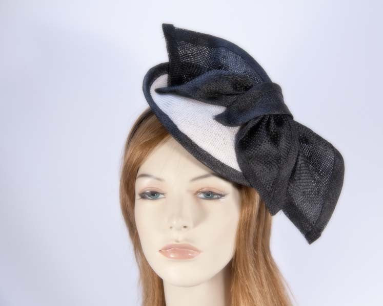 Max Alexander Fascinator MA619 White/Black