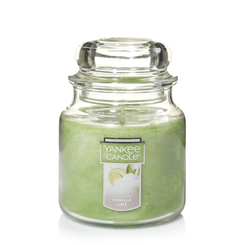 Yankee Candle Vanilla Lime Medium
