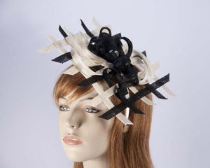 Fascinator SP350 Cream/Black